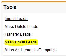 How To Set Up Salesforce Email Templates For Mass Emails Part 1 Of