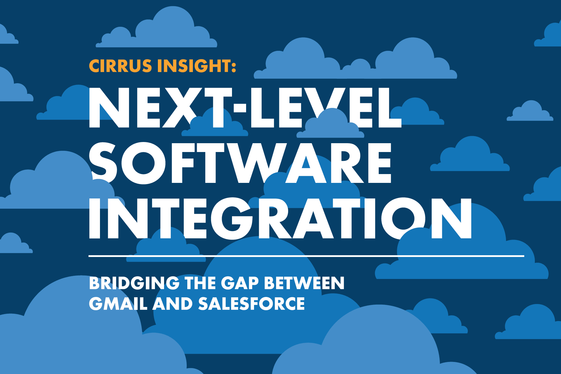 Bridging the Gap Between Email and Salesforce with Cirrus Insight